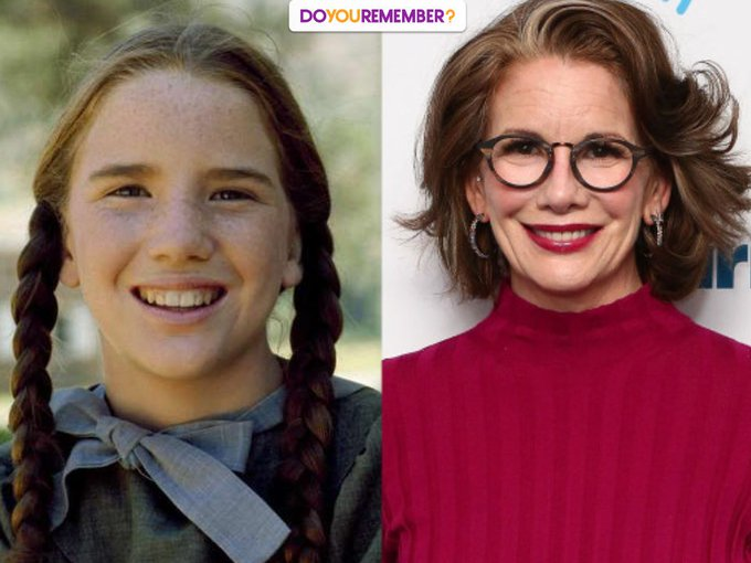 Happy 55th Birthday to Melissa Gilbert!! Look at how well she changed!