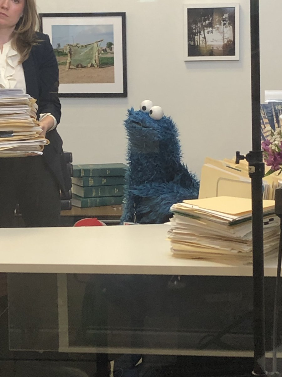 Hi, what did you do today? @sesamestreet