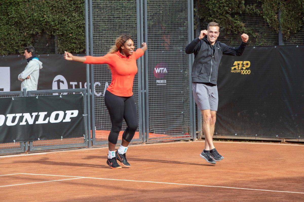 WTA ROME 2019 D6DsviwWkAYDeDm