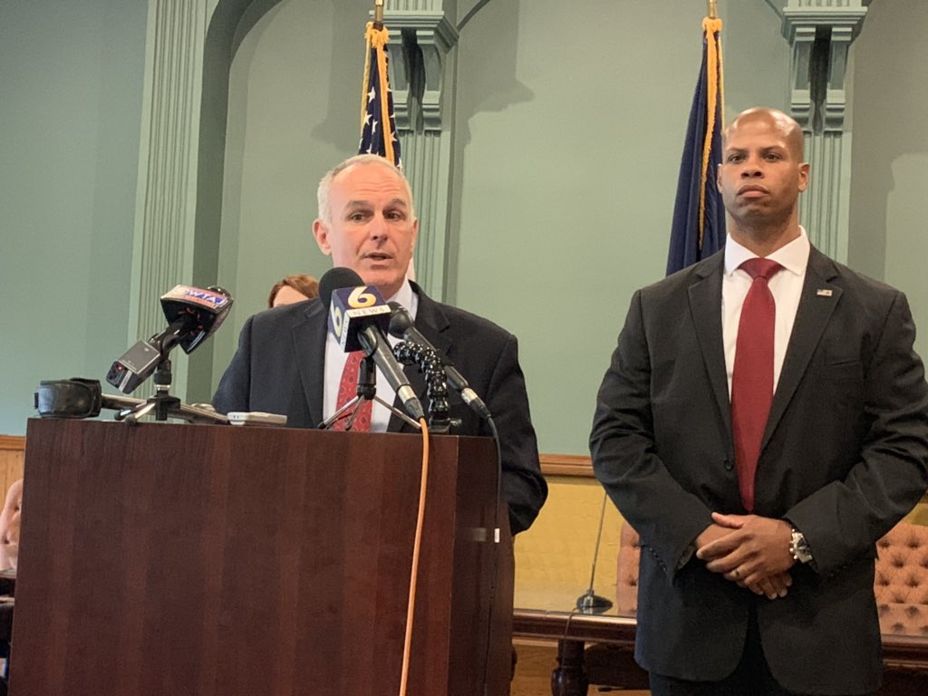 Centre County DA finds police justified in use of force in fatal shooting of Osaze Osagie. Check @WPSU for coverage