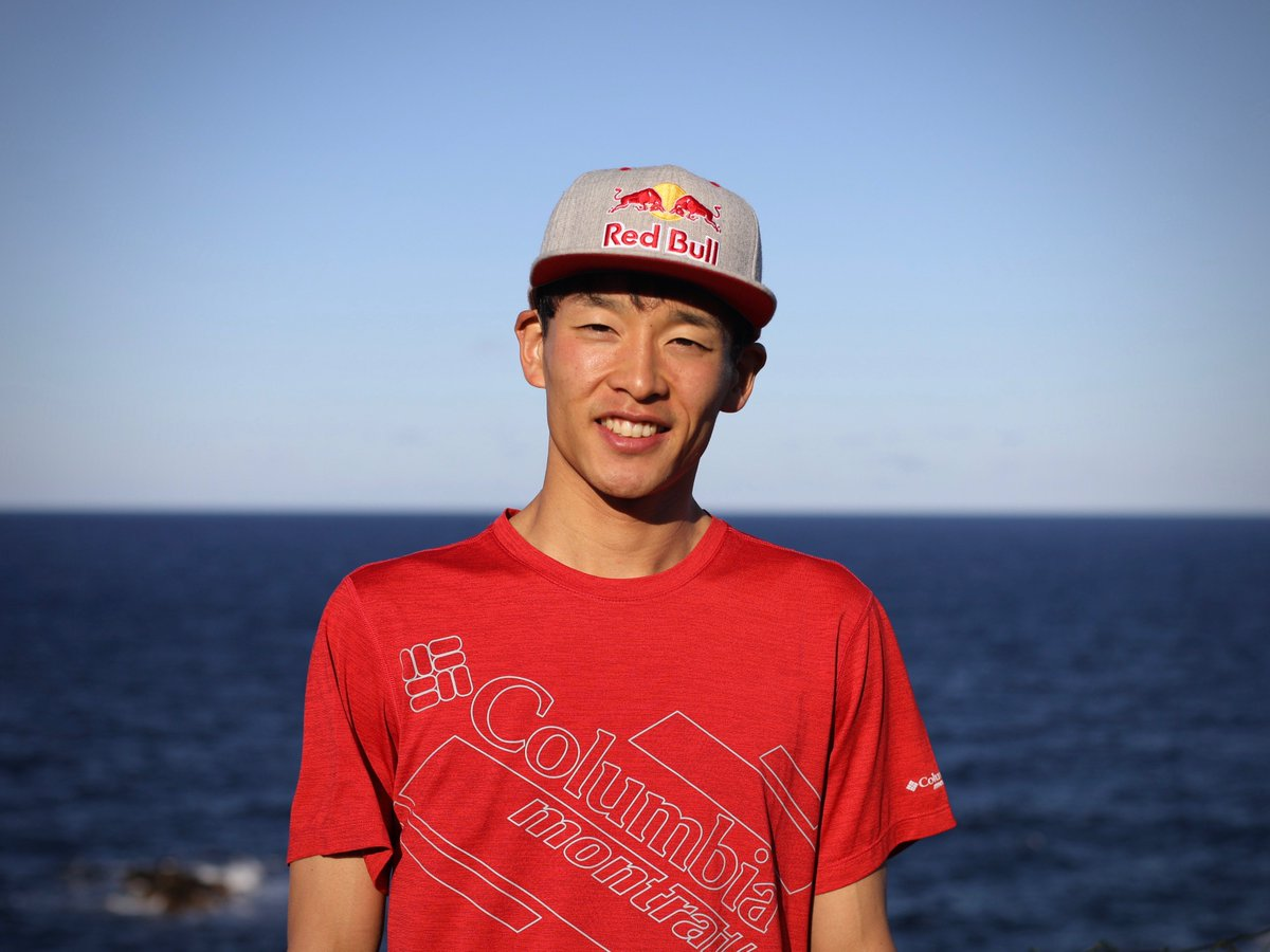 Every time he races, Japans Ruy Ueda seems to get better. Our first interview with him before the #Transvulcania Ultra: i-rn.fr/19TVU-Ruy