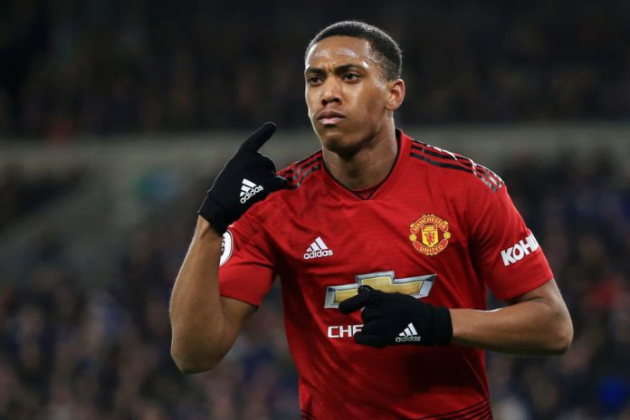 Anthony Martial 2019