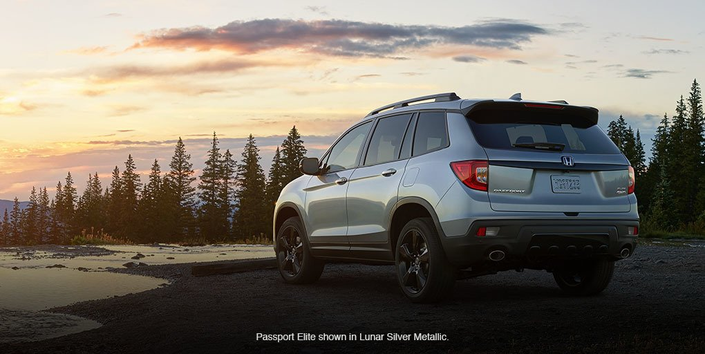Warmer weather has arrived and so has the 2019 #HondaPassport, the all-new SUV fully equipped for your next adventure.