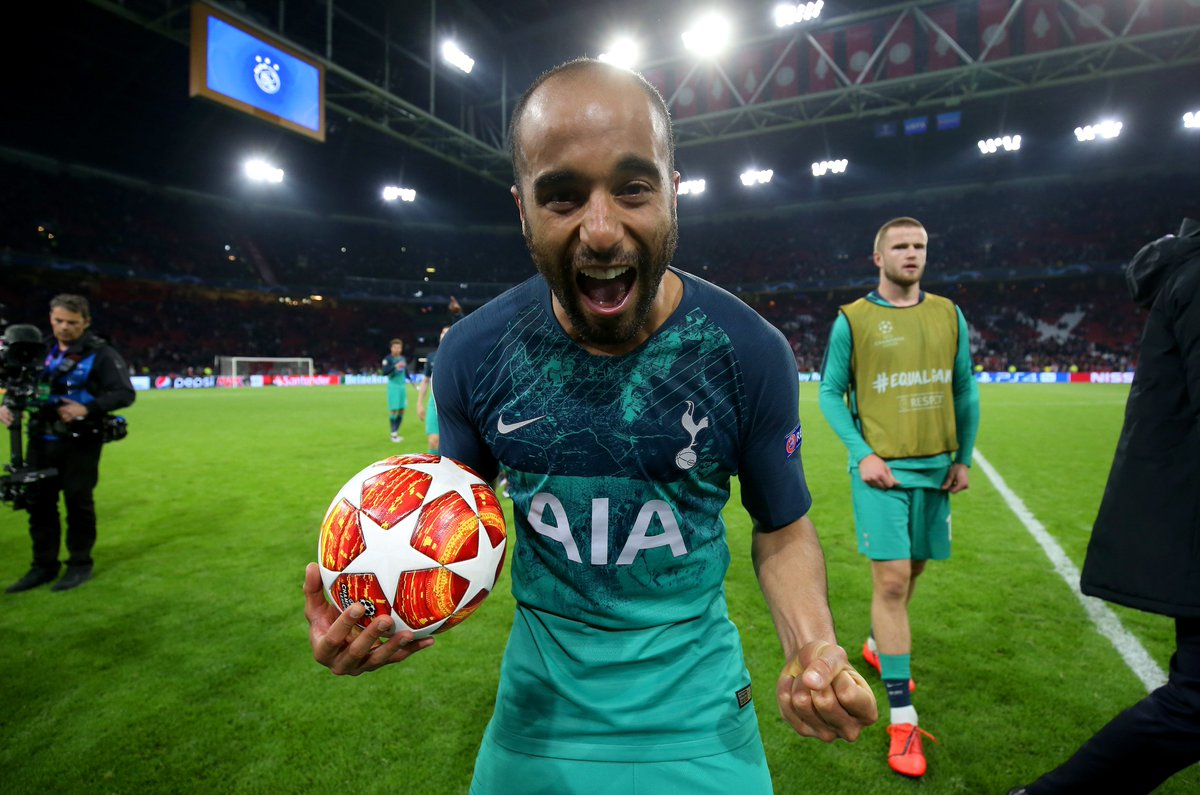 Tottenham Menuju Final, Pochettino Sanjung Lucas Moura