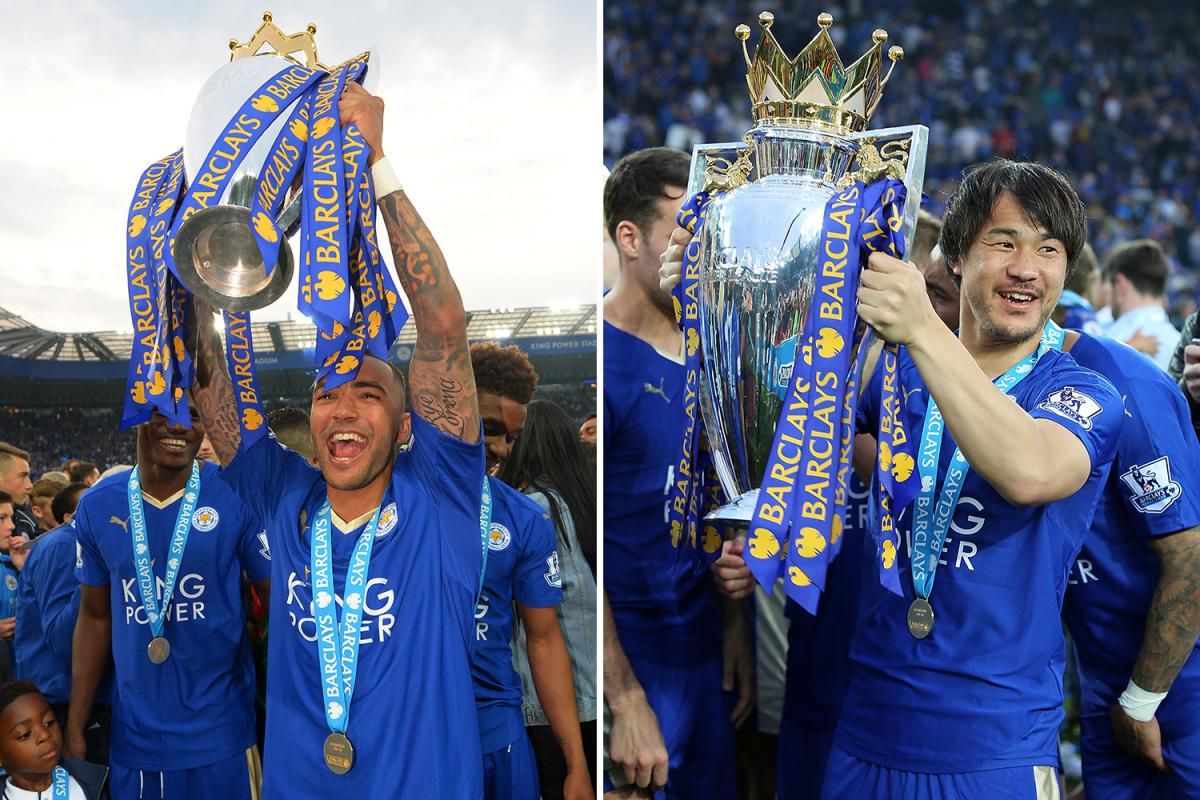 56540c7f leicester confirm premier league title heroes danny simpson and shinji  okazaki will leave at end of