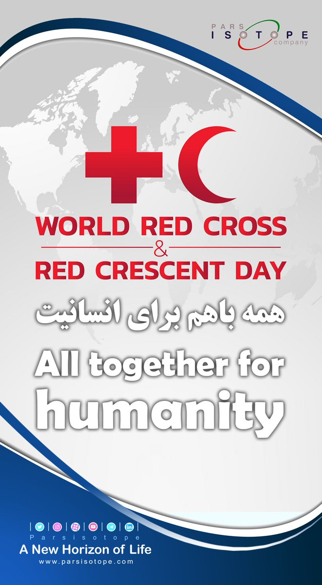 Mutual understanding, friendship, cooperation and lasting peace amongst all peoples...  May all come true  #HappyWorld_Red_Cross and #Red_Crescent_Day