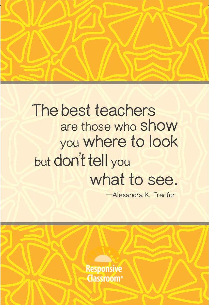 🙌🙌🙌 #TeacherAppreciationWeek #ThankATeacher #teachersrock #SocialEmotionalLearning #ResponsiveClassroom #SEL