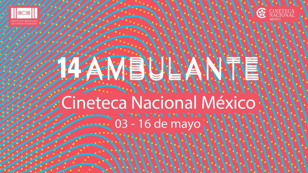 33122bacdd9 ¡ Ambulante llegó a la  CinetecaMexico! Porque el cine documental es un  compromiso con la memoria