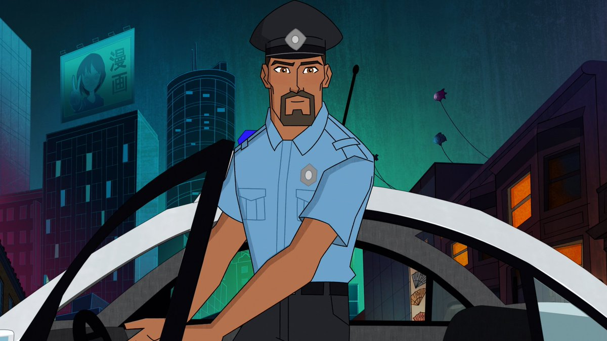 Disney Channel Pr On Twitter Carbonellnestor Guest Stars As Chief Cruz San Fransokyo S New Police Chief And Isabella Gomez Guest Stars As Hiro S Friend Megan In The Next Episode Of Bighero6 The Series