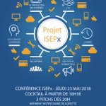 Image for the Tweet beginning: 🔙 Les #ISEPx font leurs