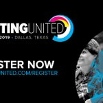 Image for the Tweet beginning: Attendee registration for #PRINTINGUnited is