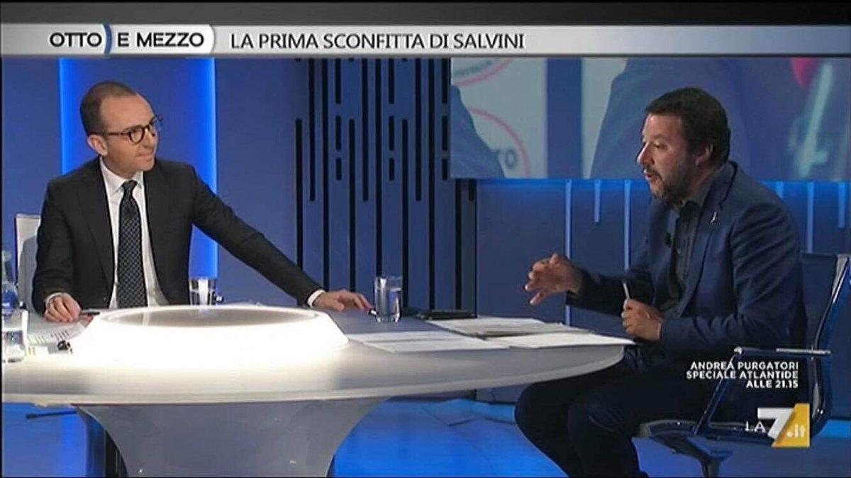 Matteo Salvini's photo on De Angelis