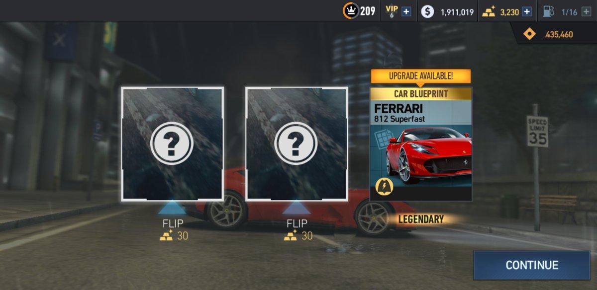 Pawel Z On Twitter Ferrari 812 Superfast Unlocked Nfsnl Nfsnl