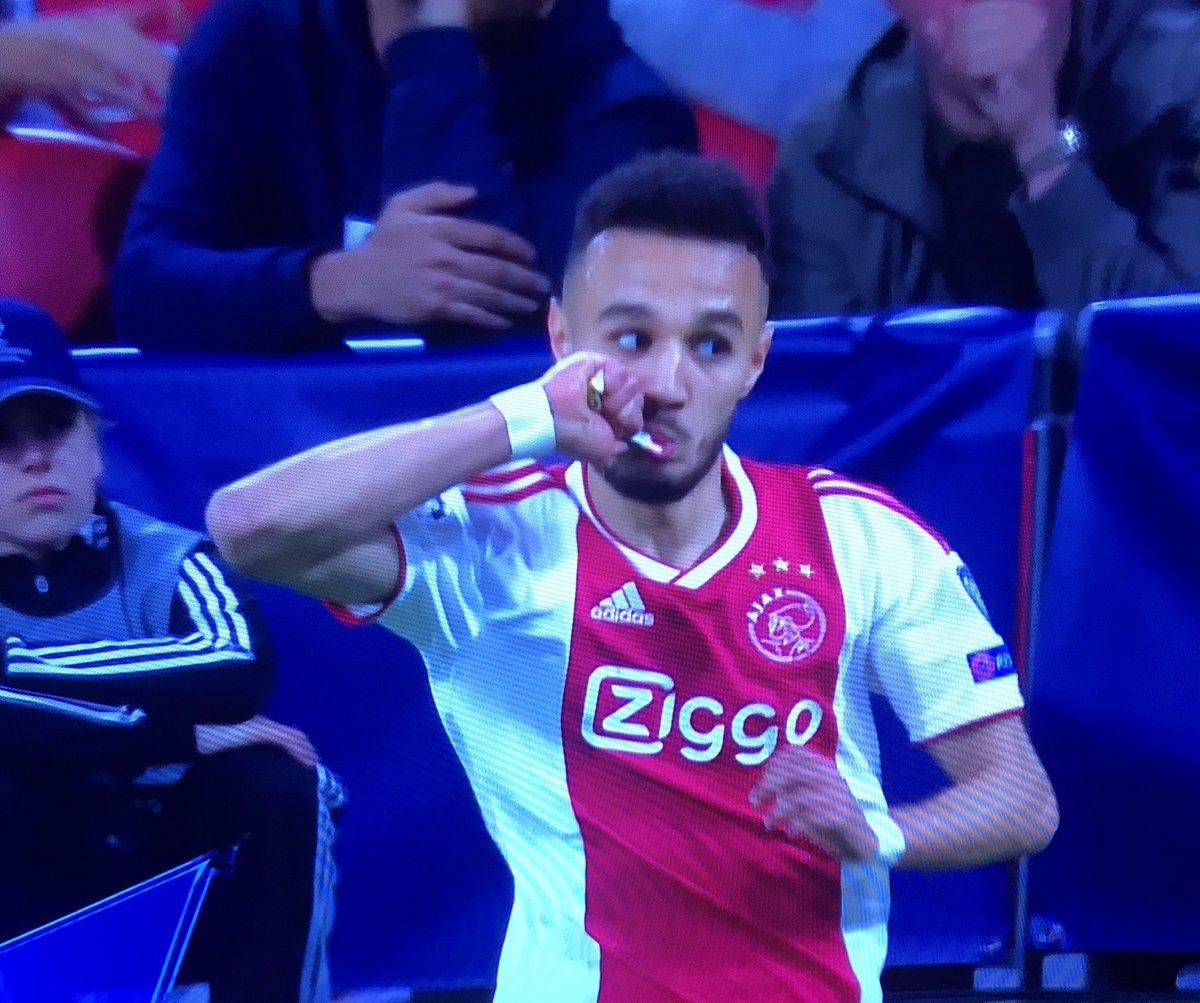 Indrukwekkend Ajax Op Weg Naar CL-finale Na Goals De Ligt
