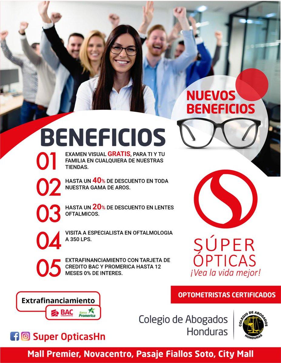 113eda0c86 ... y procuradores de la institución obteniendo beneficios como descuentos  en aros y consultas a especialistas en  oftalmología.pic.twitter.com/B0oFkRXo68