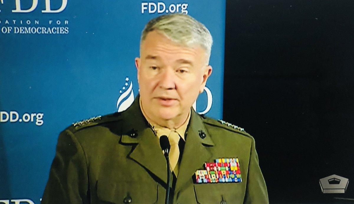 أمريكا: أرسلنا القوة الضاربة إلى الخليج بسبب تحضيرات إيران لمهاجمة عسكريينا D6EcPn5UYAAjdn0