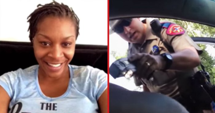 Never Before Seen Footage Shows Sandra Bland Filming Her 2015 Traffic Stop