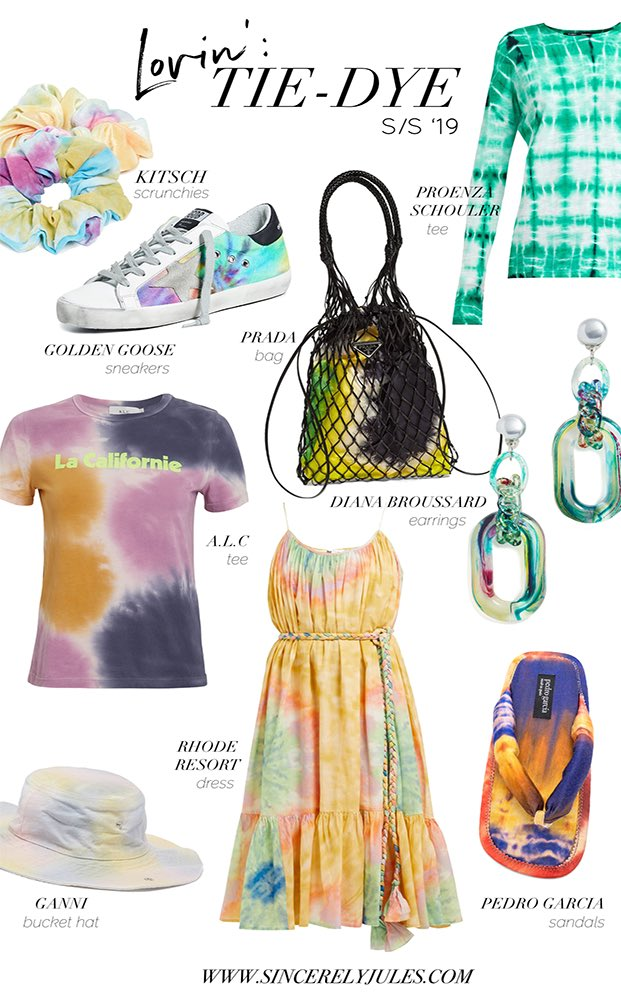 99c007a840844 NEW post on SJ! trend I m loving  Tie Dye https   sincerelyjules.com tie-dye-that-everyone-can-wear   …pic.twitter.com JOI666D8OV
