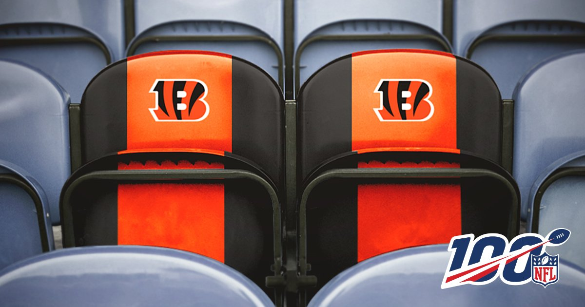 Cincinnati Bengals @Bengals