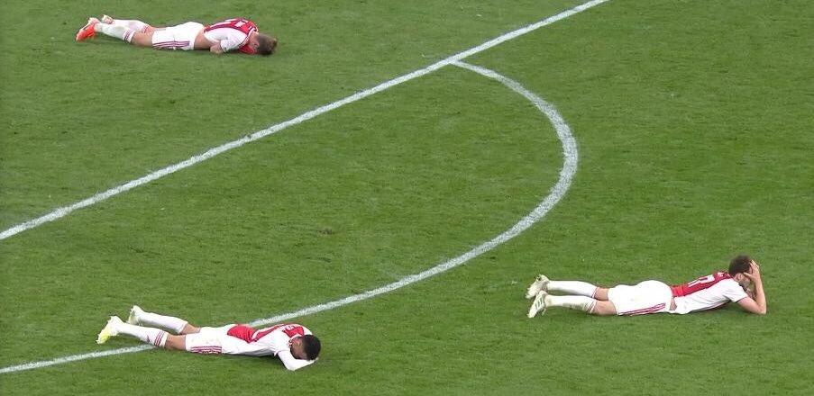 مورا يقود توتنهام لنهائي دوري الأبطال في مباراة تاريخية 25