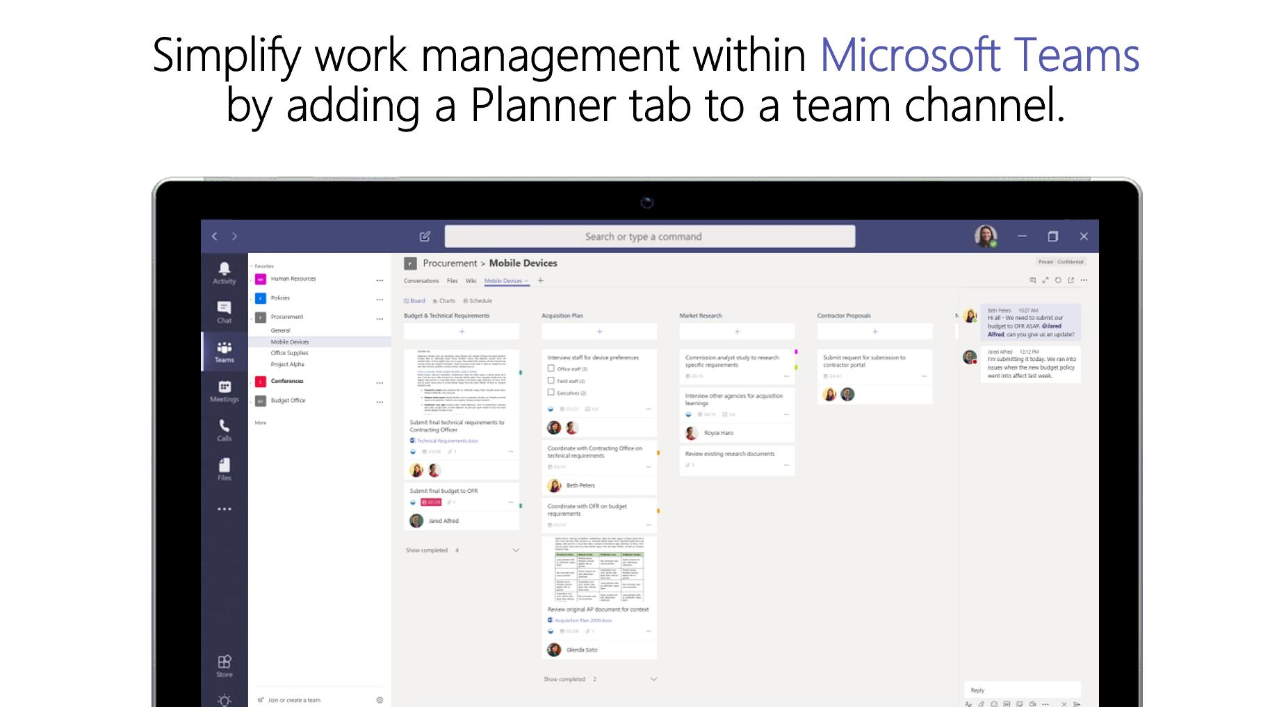 Microsoft Teams System Requirements