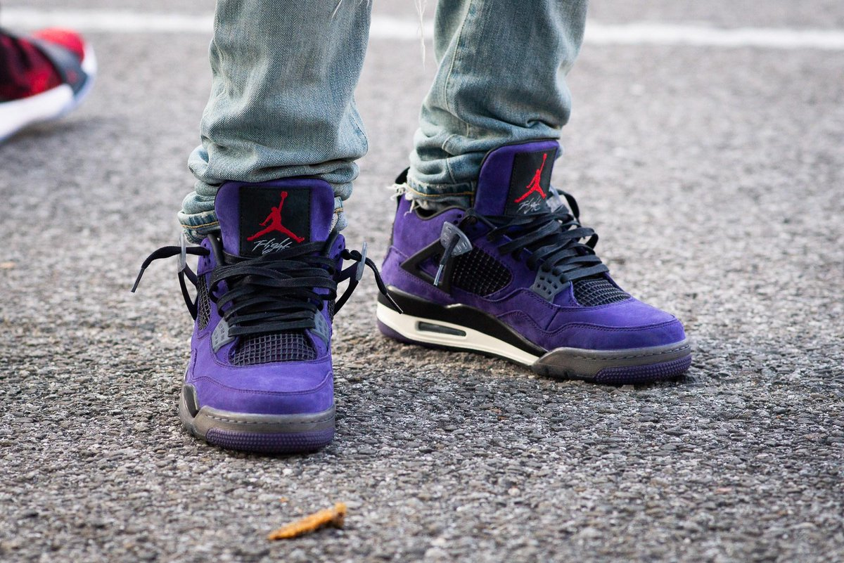 78e2307ee nicekicks Breaks Down The Complete History of  trvisXX Sneaker Collabs.  http   finl.co tNF pic.twitter.com arR1zZ9Iv8
