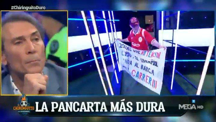 El Chiringuito TV's photo on Barca