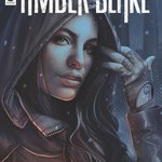 Image for the Tweet beginning: #AmberBlake my variant cover 3