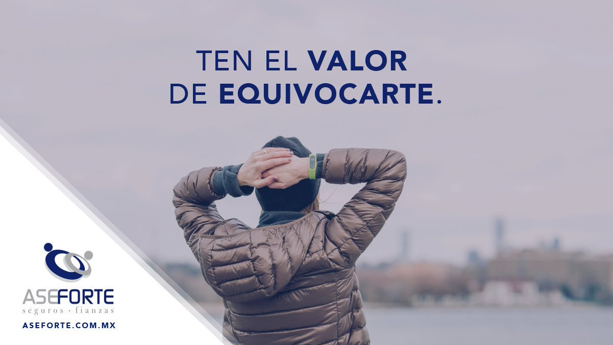 Aseforte On Twitter Solo Los Valientes Se Equivocan