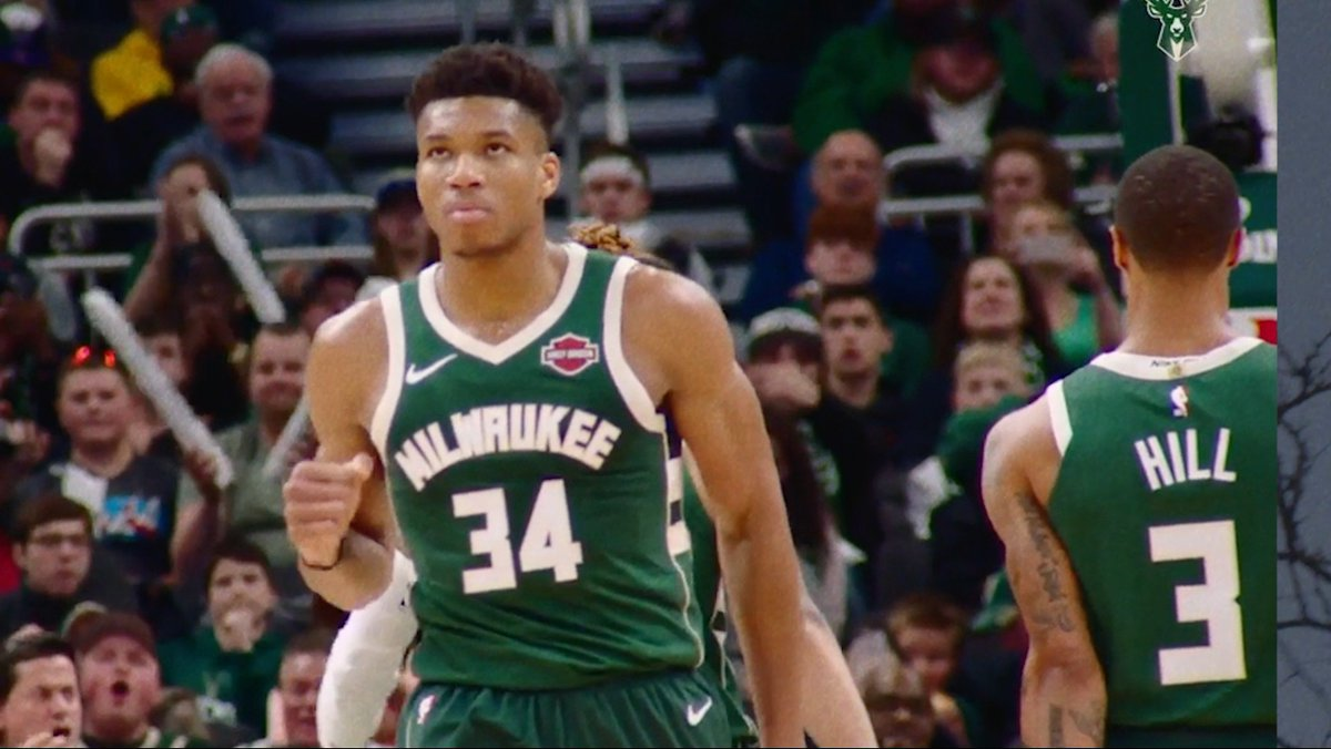 """""""I prepare my mind and body to win games like this."""" @Giannis_An34 #nbaplayoffs #nike #justdoit"""