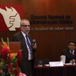 Image for the Tweet beginning: Estamos #EnVivo transmitiendo la conferencia