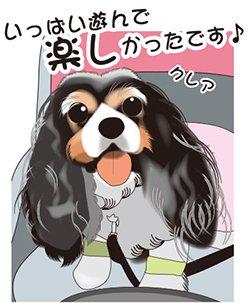 クレアちゃんです~(*^_^*) #ペット #犬 #イラスト #転職 #募集