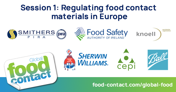Don't forget to drop by our stand for a chat with Business Development Manager Dave Fisher to see how we can help with your testing needs.  https://t.co/lJkRiSGnuj #smitherspira #smithers #foodcontact #global #legislation #EUregulations #conference #event #lisbon