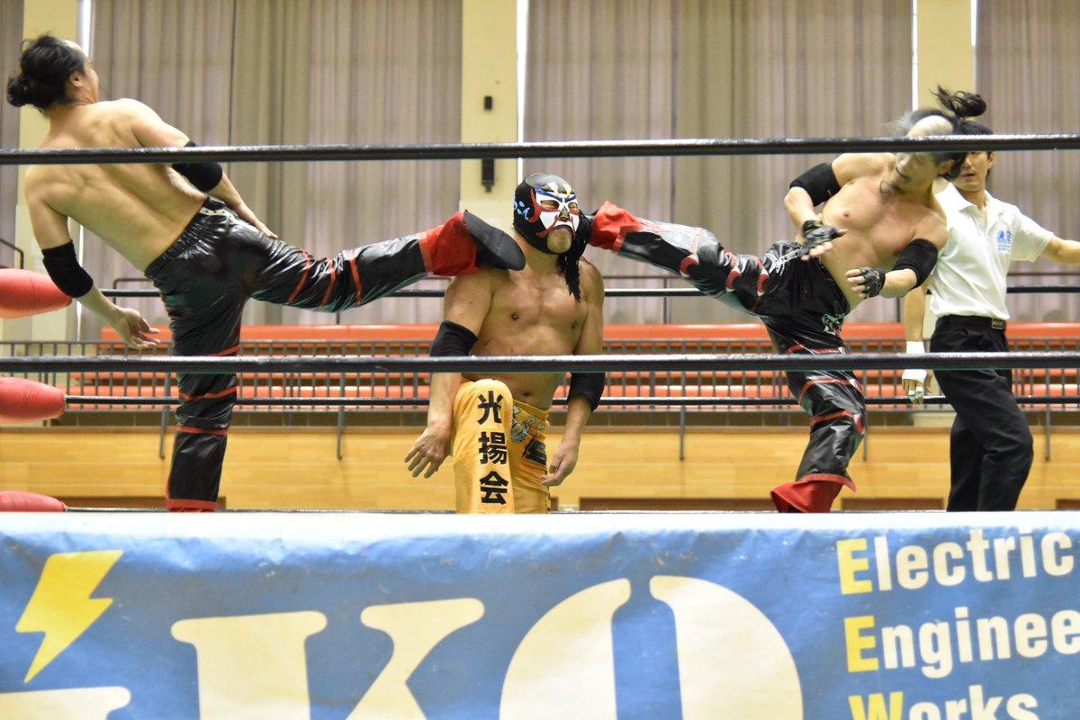 "Michinoku Pro: ""Golden Week Series 2019"" 2 títulos en disputa 8"