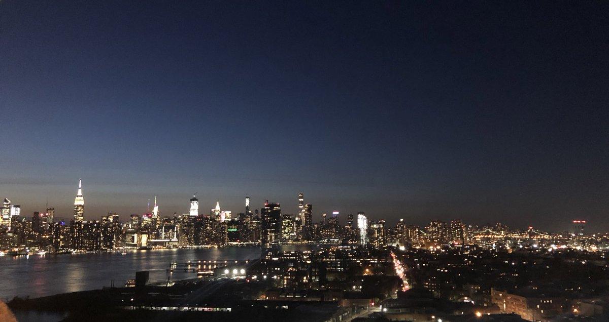 goodnight nyc 💕