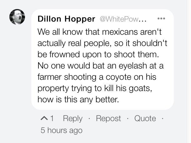 Dillon Hopper >> Thread By Socialistdogmom Dillon Hopper The Leader Of