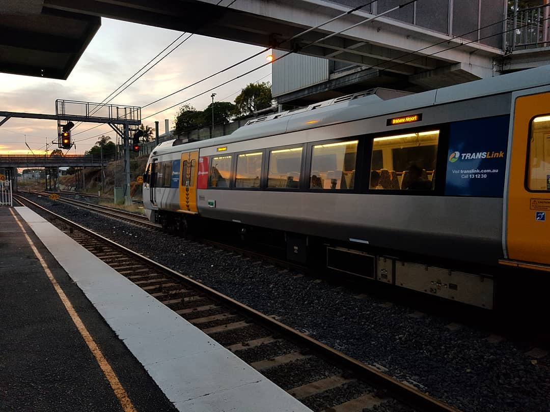 """131230 queensland rail on twitter: """"guess the station 🤔 it's a"""