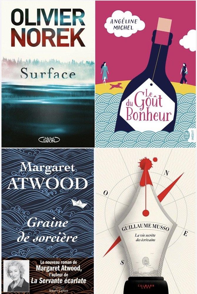 Les lecteurs en parlent : les 15 livres à découvrir https://www.actualitte.com/t/yEDPsMCI @Babelio #lectures #coupsdecoeur #conseilslecture #enlibrairie