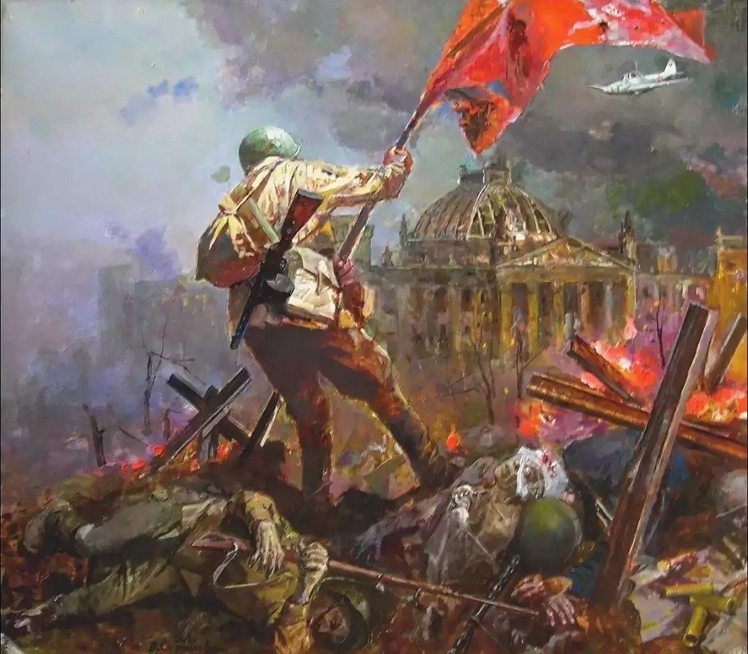 фото картины вов к дню победы
