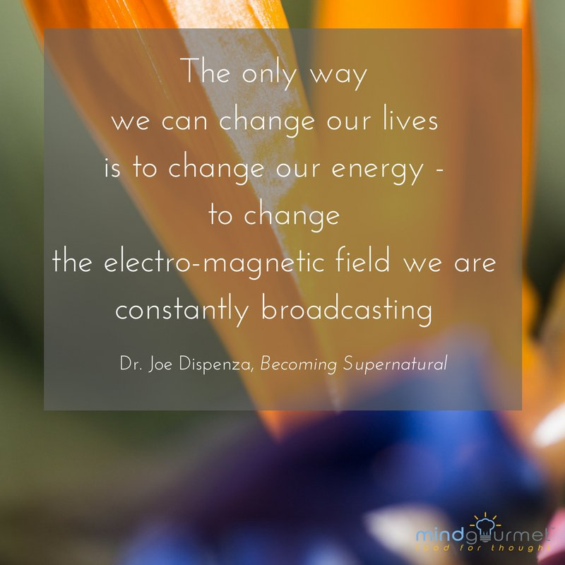 Dr Joe Dispenzas Blog Change from the inside out 2019 Fields