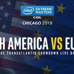 Image for the Tweet beginning: 🇺🇸🇪🇺 #IEM Chicago will be