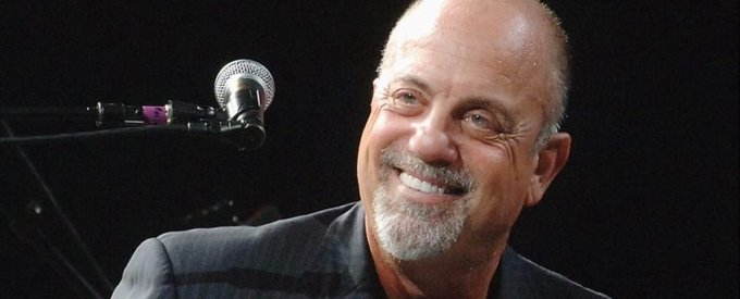 Happy Birthday to the Piano Man himself - Billy Joel the big 7 0!