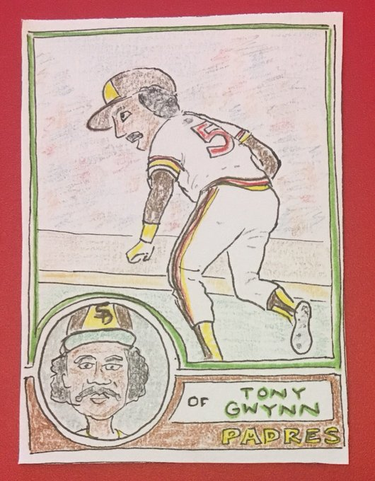 Happy Birthday Tony Gwynn. RIP.