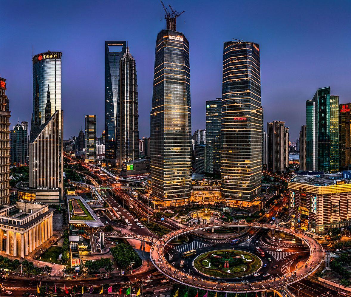 второе современные города китая фото даже сказать