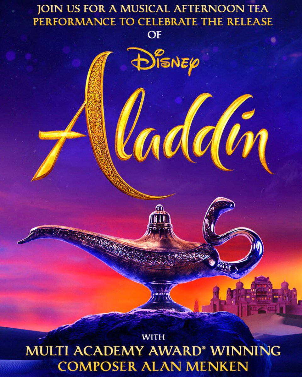 e2b2af26 Alan composed well known movies such as Aladdin, Little Mermaid,  #Pocahontas, The hunchback of Notre Dame, #Hercules!!  #disneypic.twitter.com/mC9H5N3Wtm