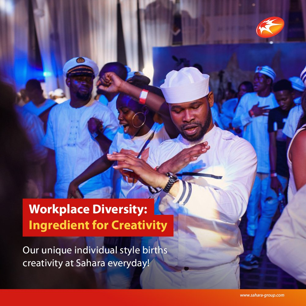 #DiversityMonth  Our unique individual style births creativity at Sahara everyday!  #WeAreSahara  #BringingEnergyToLife <br>http://pic.twitter.com/uzZR6pq633