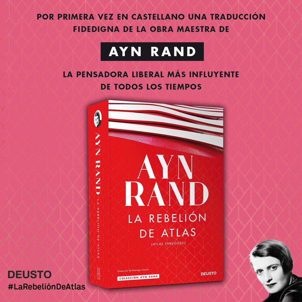 Traducida por un especialista en Rand, que entiende su filosofía y tiene  los conocimientos necesarios