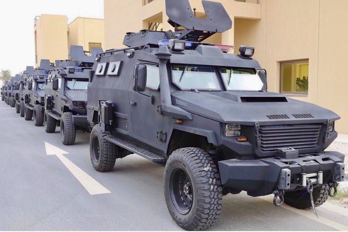 قطر تقدم لبوركينا فاسو 24 مدرعة للتصدي للجهاديين D6HI1ILXoAADHXS
