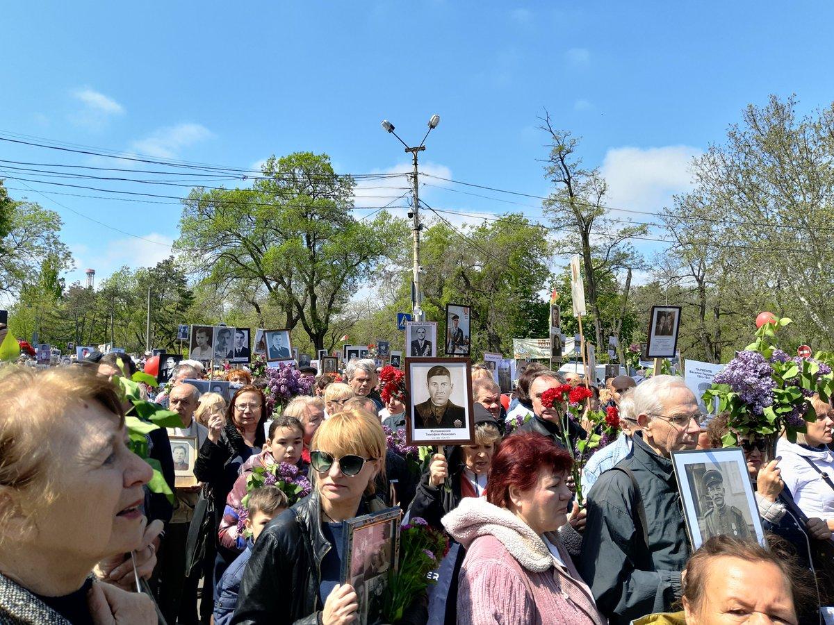"""Акція """"Безсмертний полк"""" створена Кремлем як акція пропаганди, а не пам'яті, - Кириленко - Цензор.НЕТ 5456"""