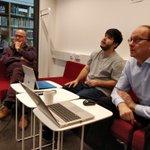 Image for the Tweet beginning: Professor Andre Salvaro Furtado from